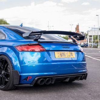 Automotive Passion AP dry carbon diffuser mit Seitenteilen for Audi TT 8S and TTS