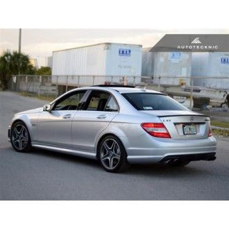 AutoTecknic ABS Roof Spoiler - Mercedes Benz W204