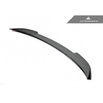 AutoTecknic Carbon Competition Trunk Spoiler - F82 M4 - Vacuumed Technology