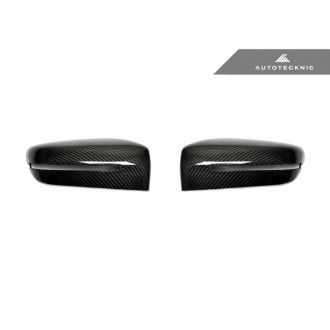 AutoTecknic Replacement Carbon Mirror Covers - G30 5er-Series | G32 6-Series GT | G11 7-Series