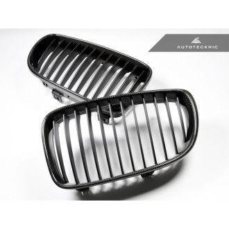 AutoTecknic Carbon Fiber Front Grille - E82