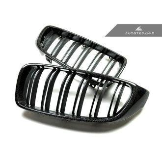AutoTecknic Carbon Fiber Front Grille - F32/ F33/ F36 | F80/ F82/ F83 M3/M4