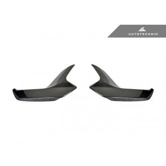 Autotecknic Carbon frontsplitters for BMW F87 M2 Competition