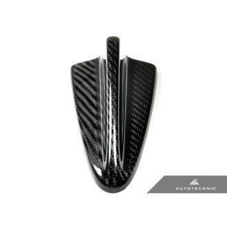 AutoTecknic Vacuumed Carbon Fiber Shark Fin - BMW E39 5 Series Sedan (incl. M5) & E46 3 Series Coupe (incl. M3)