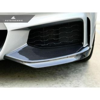 AutoTecknic Carbon Fiber Performance Style Front Splitters - F32 /F36
