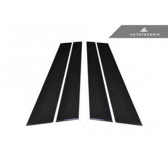 AutoTecknic Carbon Fiber Pillar Cover - E36 Coupe