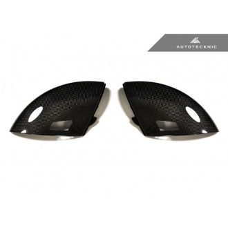 AutoTecknic Carbon Fiber Replacement Mirror Covers - E60 M5/ E63 M6