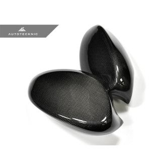 AutoTecknic Carbon Fiber Replacement Mirror Covers - E92/ E93 coupe 07-09