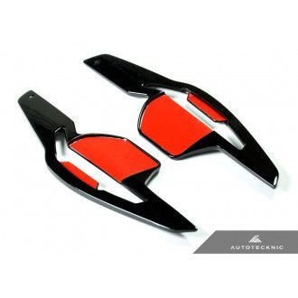 Autotecknic Competition shift paddles for Audi DSG