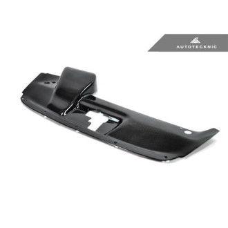 AutoTecknic Dry Carbon Fiber Cooling Plate - Honda S2000