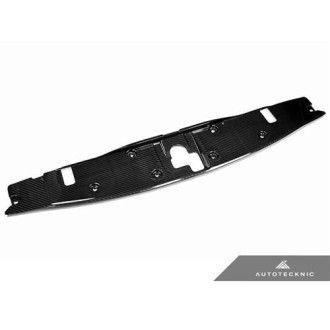 AutoTecknic Dry Carbon Fiber Cooling Plate - Nissan R35 GTR