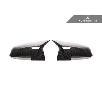 AutoTecknic Replacement Version II M-Inspired Dry Carbon Mirror Covers - F22 2-Series | F30 3-Series | F32/F36 4er-Series | F87 M2