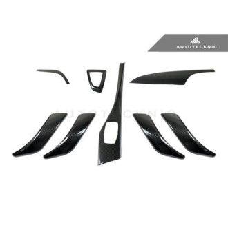 AutoTecknic Dry Carbon Fiber Interior Trim - F20/F21 1-Series | F22 2-Series