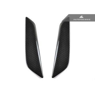 AutoTecknic Dry Carbon Fiber Fender Trim - G30 5er-Series