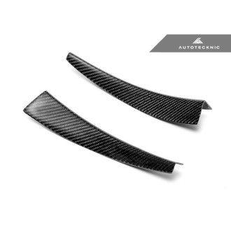 AutoTecknic Front Bumper Carbon Fiber Canards - F80 M3 | F82 M4