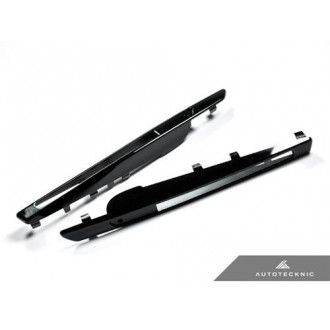 AutoTecknic Stealth Black Fender Grille - E71 X6M