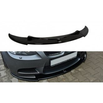 Maxton Design ABS Frontlippe für BMW 3er E90|E91|E92|E93 M3 Vorfacelift schwarz matt