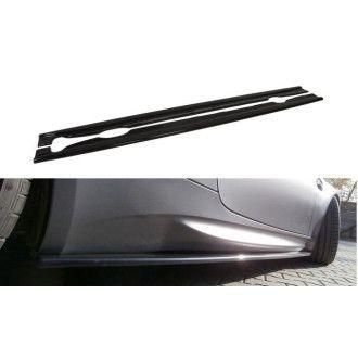 Maxton Design ABS Seitenschweller für BMW 3er E90|E91|E92|E93 M3 schwarz hochglanz