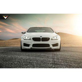 Vorsteiner carbon front lip performance similar to GTS-V for BMW F12 M6