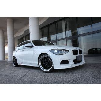 3Ddesign front lip for BMW 1 Series F20 with M-Tech