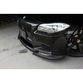 3Ddesign carbon front splitter BMW 5 Series F10 M5 for