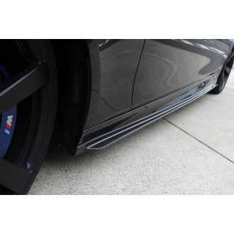 3Ddesign carbon side skirts for BMW 5 Series F10 with M-Tech & M5