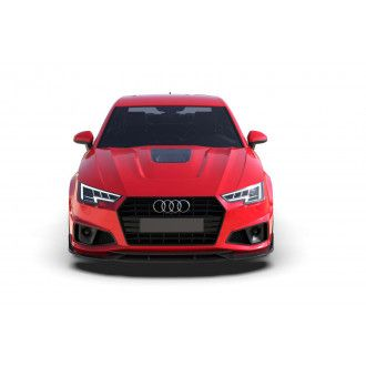 Boca Carbon frontlip for Audi B9 RS4