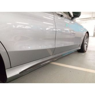 Boca Carbon side skirts for Mercedes C63S W205 Edition 1