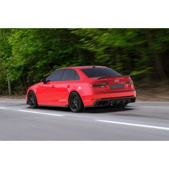 Boca Carbon Spoiler for Audi B9 RS4