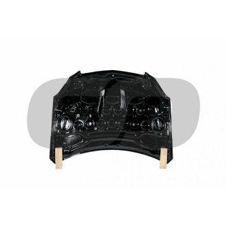 Boca carbon hood similar Black Series Mercedes C63 AMG W204