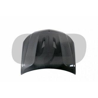 Boca carbon hood similar Black Series for Mercedes Benz C63 AMG C204 W204 Facelift