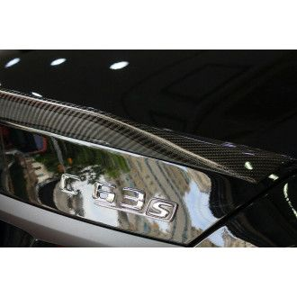 Boca carbon spoiler for Mercedes W205 - Mercurie