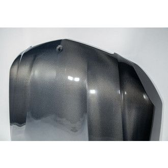 Boca carbon hood for Mercedes C63 AMG C204 (carbon / GFK)