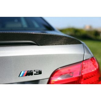 Boca carbon spoiler for BMW E92 M3 - similar performance