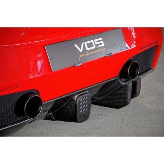 Seiler Performance Carbon Cover Nebelschlussleuchte für Ferrari 488 GTB