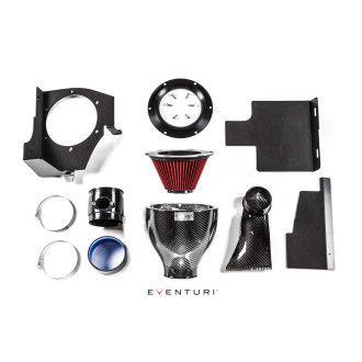 Eventuri carbon intake system for BMW E46 M3