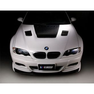 Varis front (carbon) for BMW E46 M3 - similar to M3 CSL
