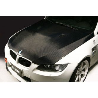 Varis carbon hood - (VSDC / carbon) for M3 E92 BMW