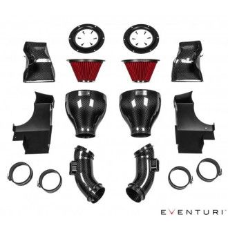 Eventuri carbon kevlar intake for BMW F1X M6