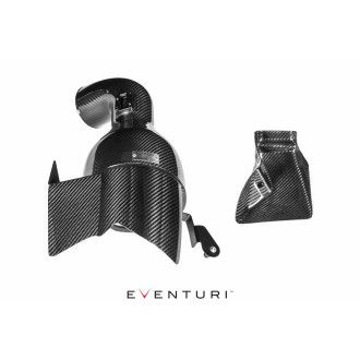 Eventuri carbon intake for BMW B58 Mx40i