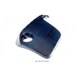 Eventuri Carbon Kevlar Motorabdeckung für BMW F8x M3 M4