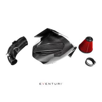 Eventuri carbon intake for Toyota Supra MK5 A90 2020+