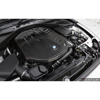 Eventuri Carbon engine cover for BMW B58 X40i, MX40i