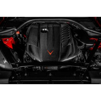 Eventuri Carbon engine cover for Toyota Supra MK5 A90 2020+