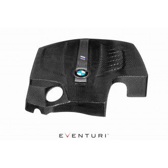 Eventuri carbon engine cover for BMW F87 M2
