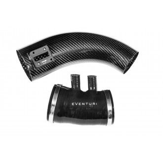 Eventuri Carbon Upgrade MAF-Tube for Honda Civic Type-R FK2