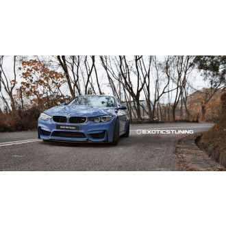 MTC carbon front lip for BMW F8x M3 M4