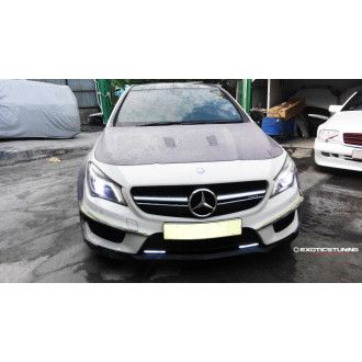 MTC carbon hood for Mercedes CLA 117 with AMG-Paket