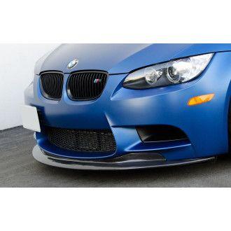 Boca carbon front lip spoiler GTS for BMW 3 E92 / E93 M3