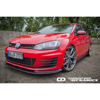 Boca carbon Race Spec front lip VW Golf GTI 7